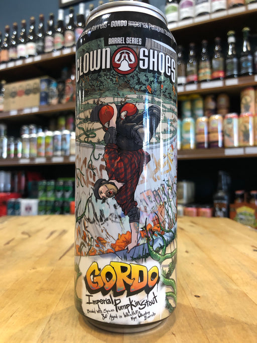 Clown Shoes Gordo 2020 568ml Can