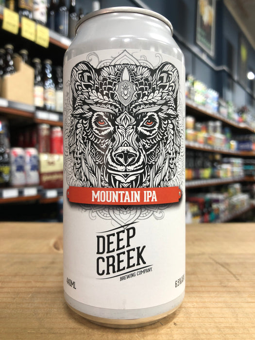 Strength - Mountain IPA (Totem Project) 440ml Can