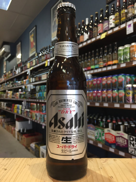 Asahi Super Dry Made in Japan 330ml