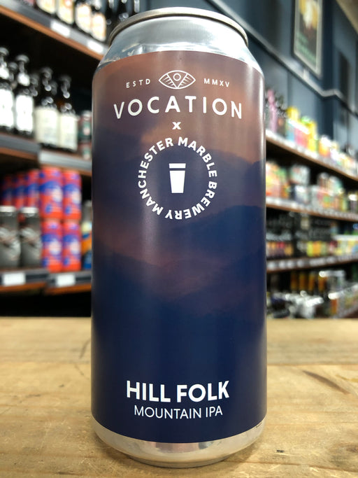 Vocation Hill Folk IPA 440ml Can