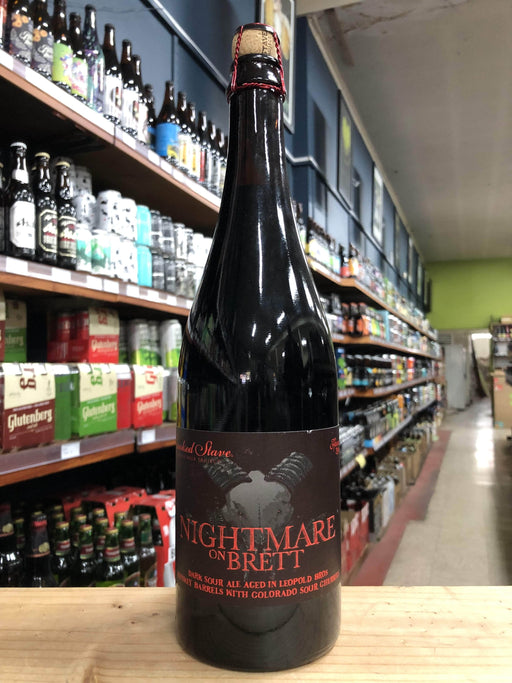 Crooked Stave Nightmare On Brett 2016 750ml - Purvis Beer