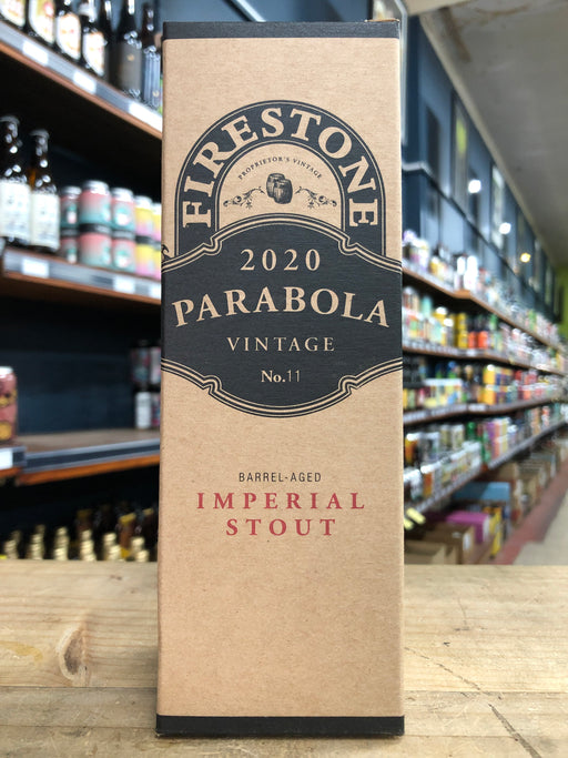 Firestone Walker Parabola Imperial Stout 2020 375ml