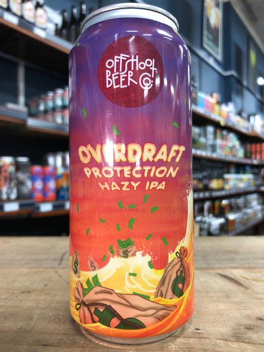 Offshoot Overdraft Protection 473ml Can