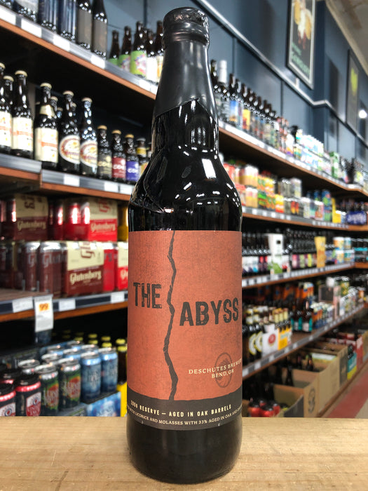 Deschutes The Abyss 2008 Reserve 650ml