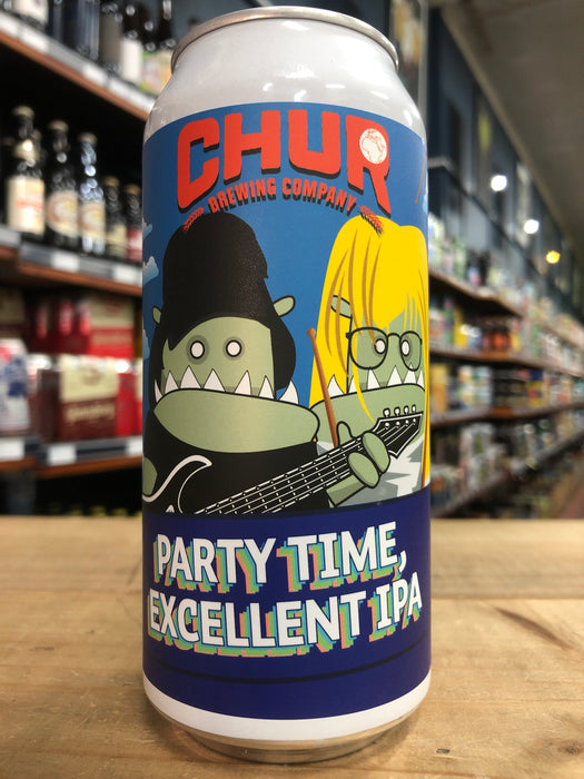 Chur Party Time Excellent IPA 440ml Can