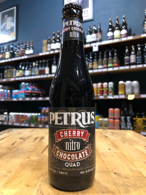 Petrus Cherry Chocolate Nitro Quad 330ml