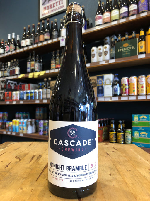 Cascade Midnight Bramble 750ml