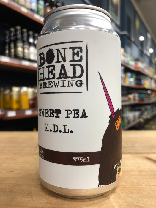 Bonehead Sweet Pea M.D.L 375ml Can