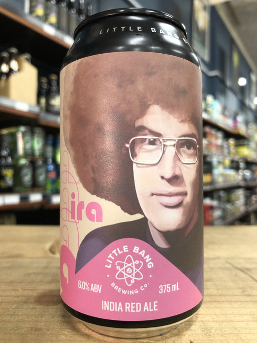 Little Bang Ira India Red Ale 375ml Can