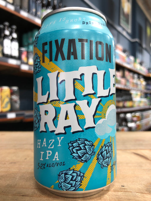 Fixation Little Ray 375ml Can