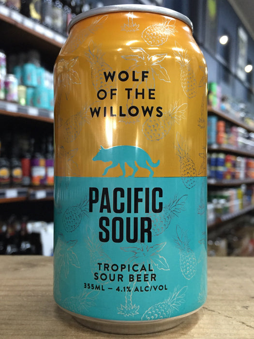 Wolf of the Willows Pacific Sour 355ml Can