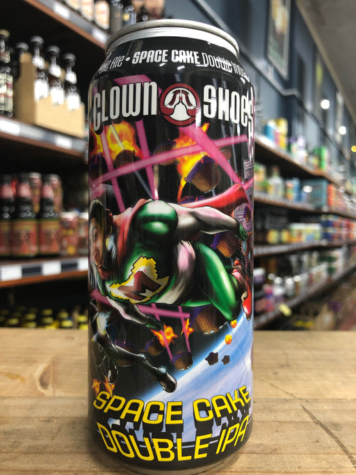 Clown Shoes Space Cake Double IPA 473ml Can