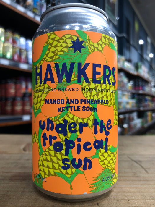 Hawkers Under The Tropical Sun 375ml Can