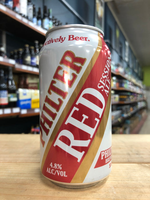 Philter Red Session Ale 375ml Can