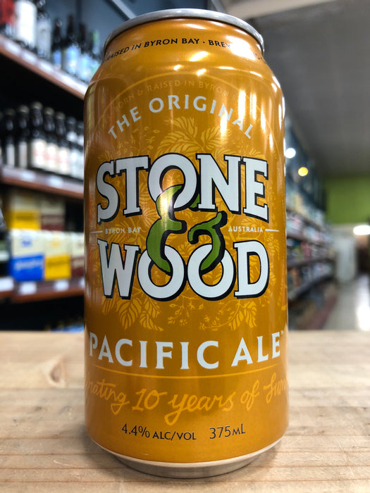 Stone & Wood Pacific Ale 375ml Can