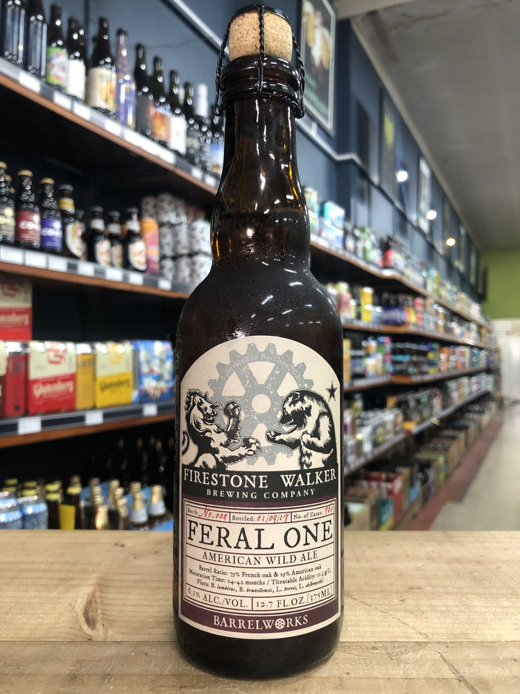 Firestone Walker Feral One Batch 4 375ml