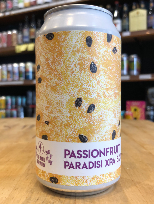 The Mill Passionfruit Paradisi XPA 375ml Can
