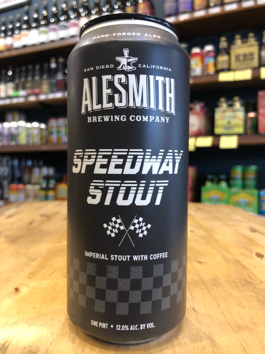 AleSmith Speedway Stout 473ml Can