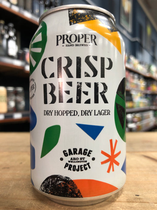 Garage Project Crisp Beer 330ml Can