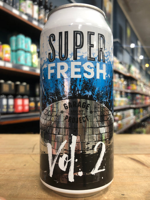 Garage Project Super Fresh Vol. 2 440ml Can