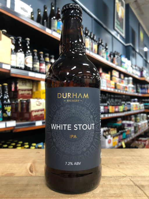 Durham White Stout 500ml