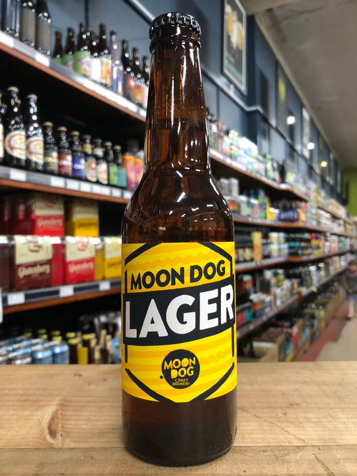Moon Dog Lager 330ml