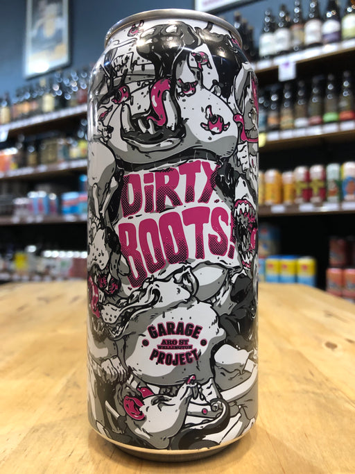 Garage Project Dirty Boots 440ml Can