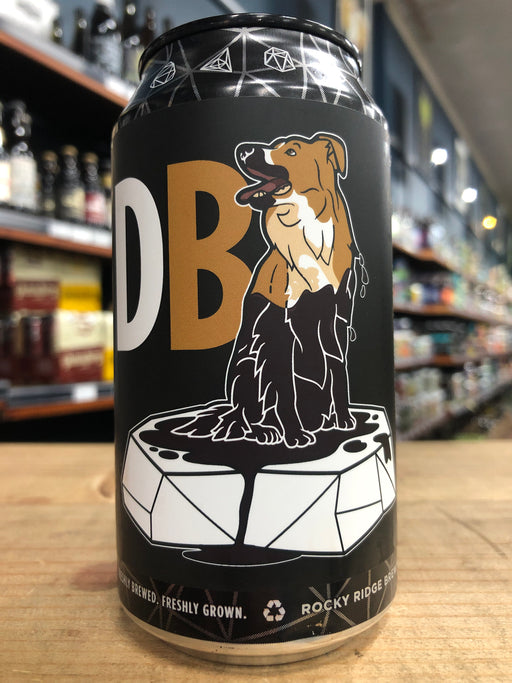 Rocky Ridge DB Russian Imperial Stout 375ml Can
