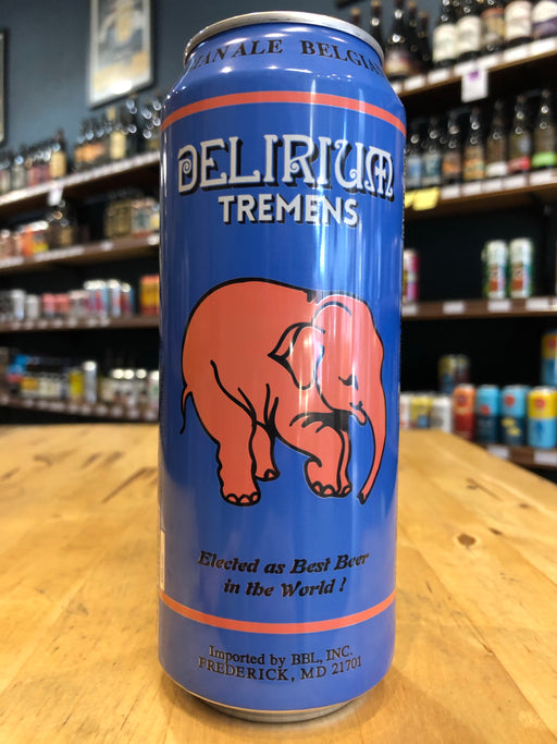 Delirium Tremens 500ml Can