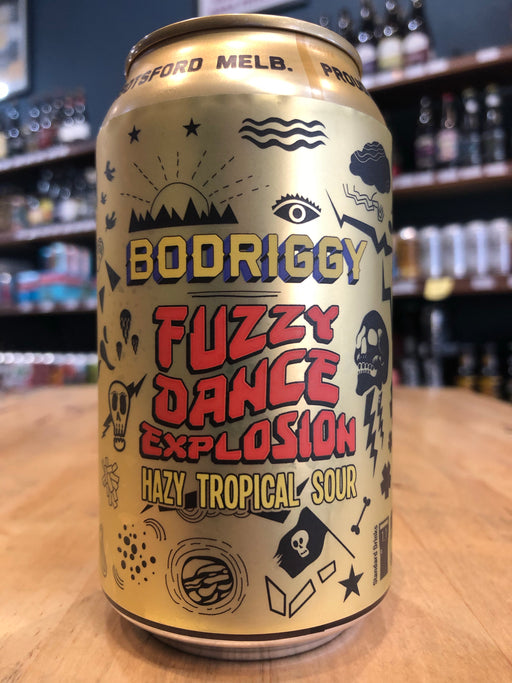 Bodriggy Fuzzy Dance Explosion 355ml Can