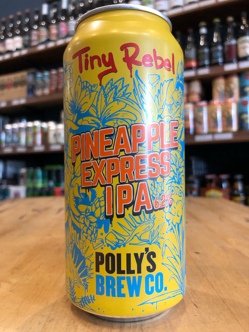 Tiny Rebel Pineapple Express IPA 440ml Can