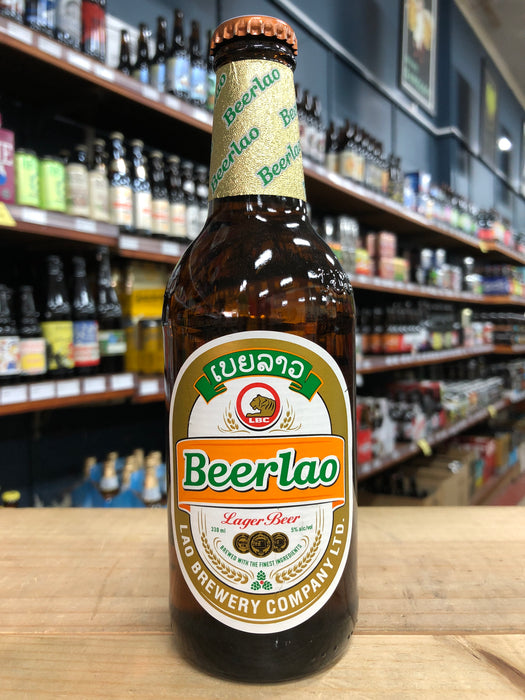 Beer Lao 330ml