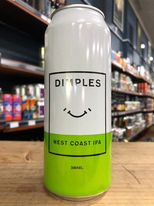 Balter Dimples West Coast IPA 500ml Can