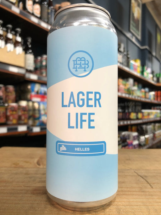 Mr Banks Lager Life 500ml Can