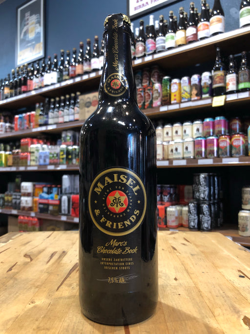 Maisel & Friends Marc's Chocolate Bock 750ml