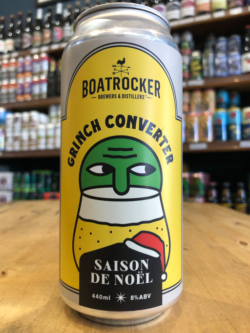 Boatrocker Grinch Converter Saison De Noel 440ml Can