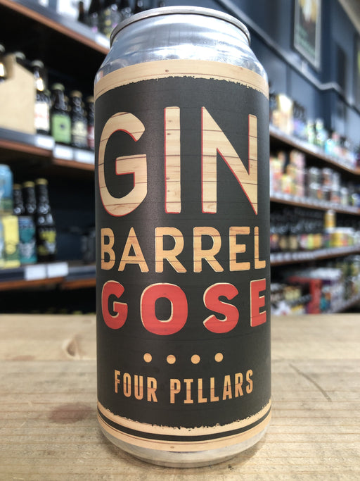 Hargreaves Hill Gin Barrel Gose 2019 Edition 440ml Can