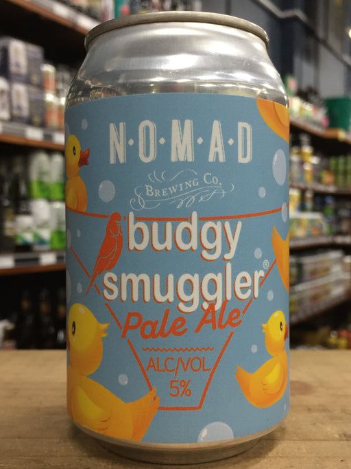 Nomad Budgy Smuggler Pale Ale 330ml Can