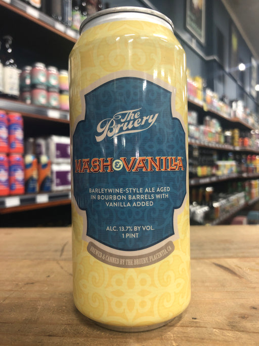 The Bruery Mash Vanilla 2019 473ml Can