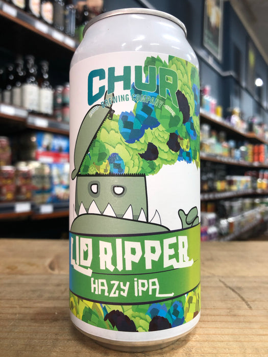 Chur Lid Ripper IPA 440ml Can