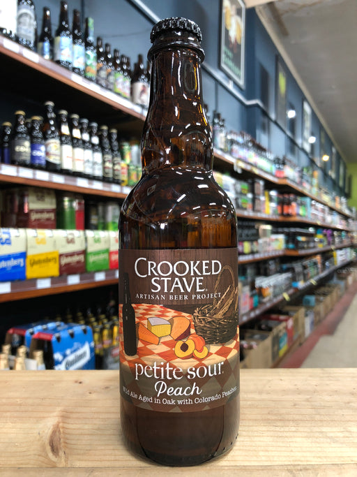 Crooked Stave Petite Sour Peach 375ml