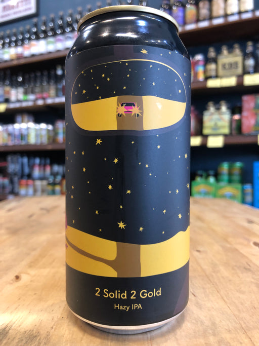 Tallboy & Moose 2 Solid 2 Gold Hazy IPA 440ml Can