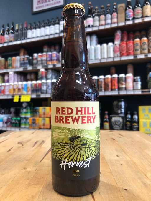 Red Hill Harvest ESB 330ml
