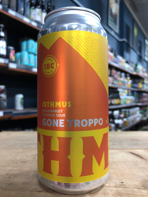 Isthmus Gone Troppo 440ml Can