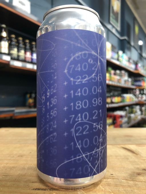 Alefarm Equations IPA 440ml Can