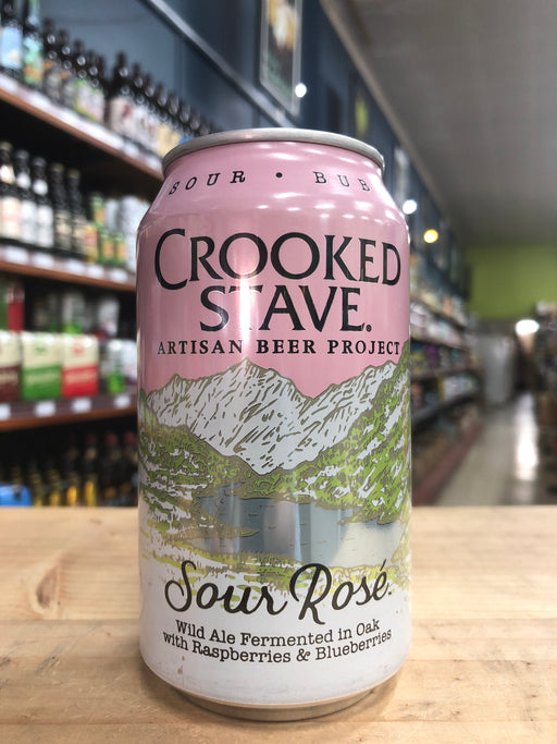 Crooked Stave Sour Rosé 355ml Can