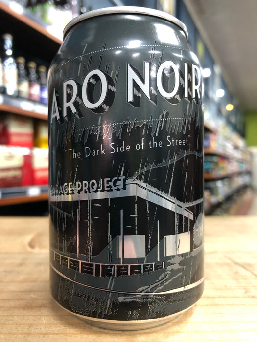 Garage Project Aro Noir Stout 330ml Can