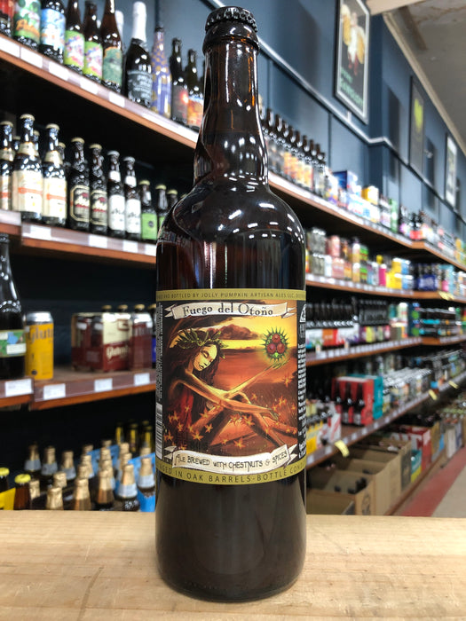 Jolly Pumpkin Fuego del Otono 750ml
