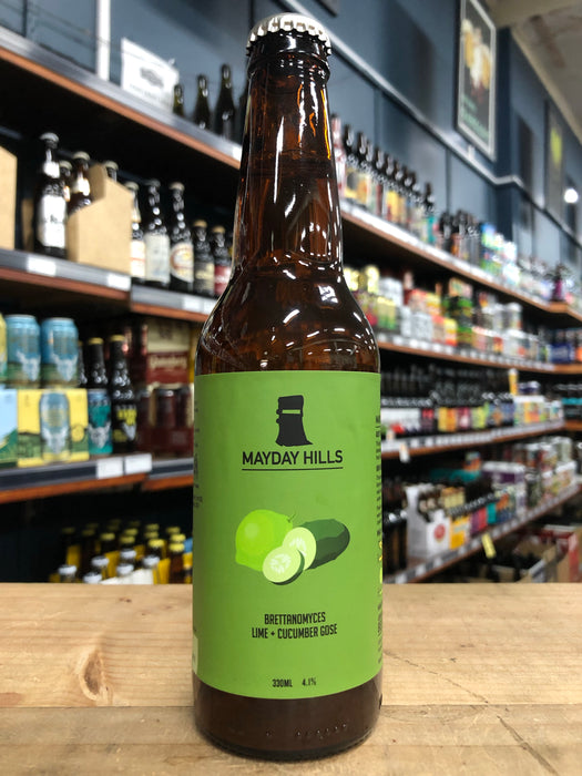 Bridge Road Mayday Hills Cucumber & Lime Gose 330ml