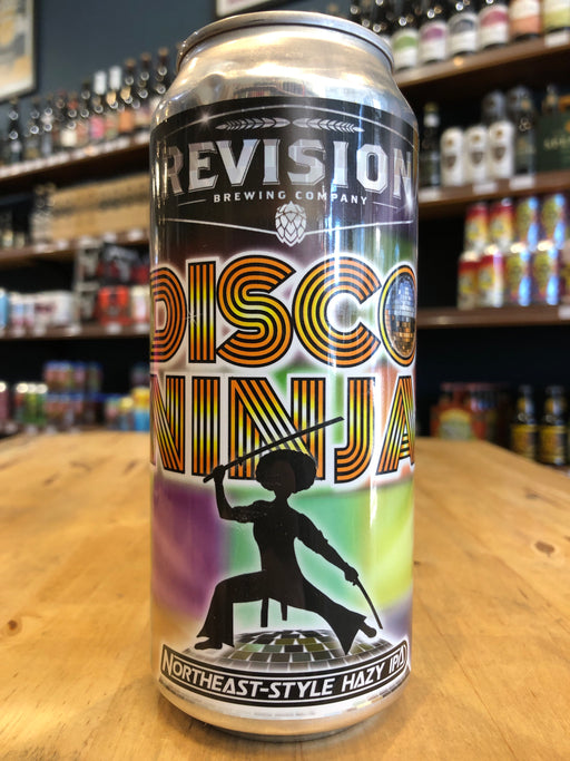Revision Disco Ninja 473ml Can